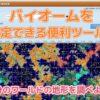 【便利ツール】バイオームファインダーについて【統合版マイクラ】